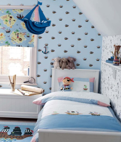 Accessories for kids rooms from Laura Ashley 6