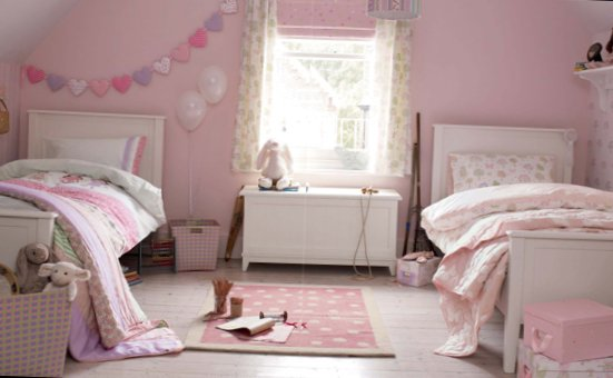 Accessories for kids rooms from Laura Ashley 9