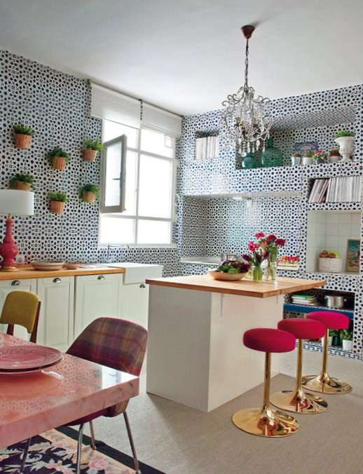 An eclectic interior in Madrid-11