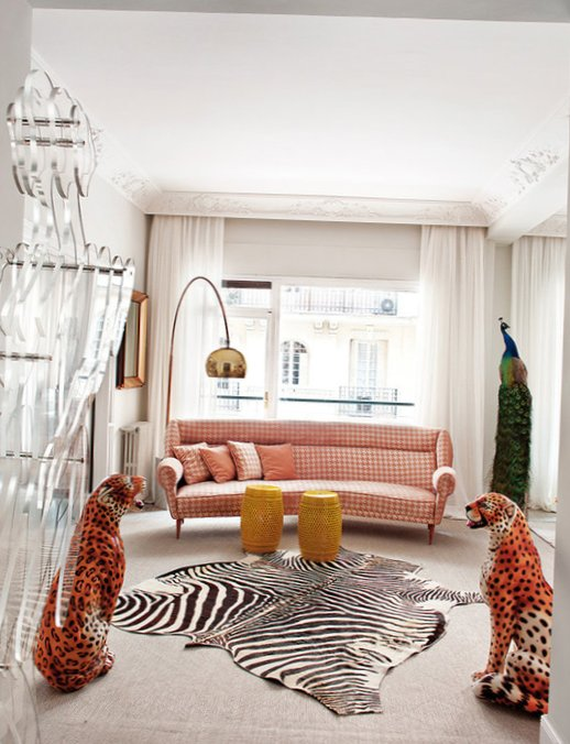 An eclectic interior in Madrid-2