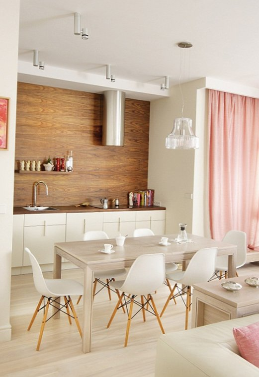 Apartment with feminine charm in Warsaw-4