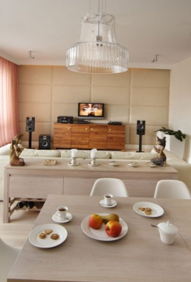 Apartment with feminine charm in Warsaw-5