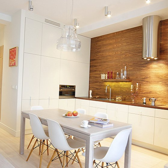 Apartment with feminine charm in Warsaw-6