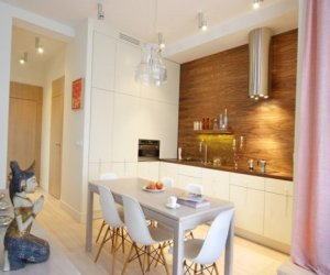Apartment with feminine charm in Warsaw-thumbnail