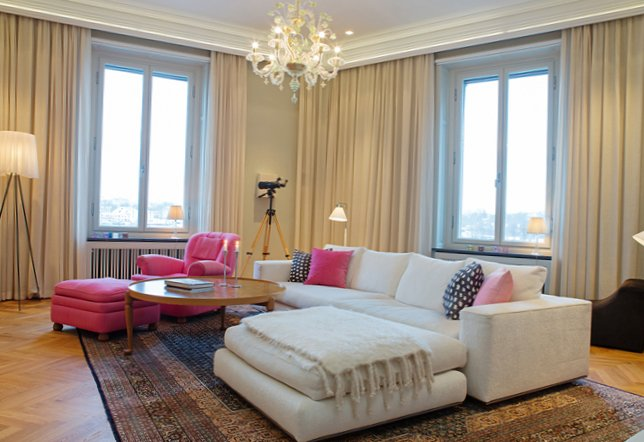 Beautiful apartment in a luxurious house-5