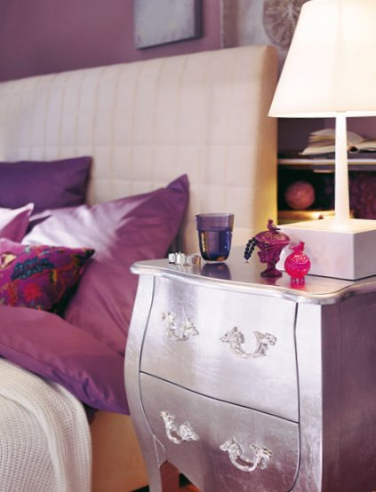 Beautiful bedroom in the attic-2