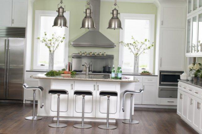 Beautiful modern kitchen-1
