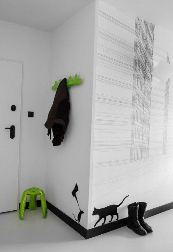 Black and white men's apartment-16