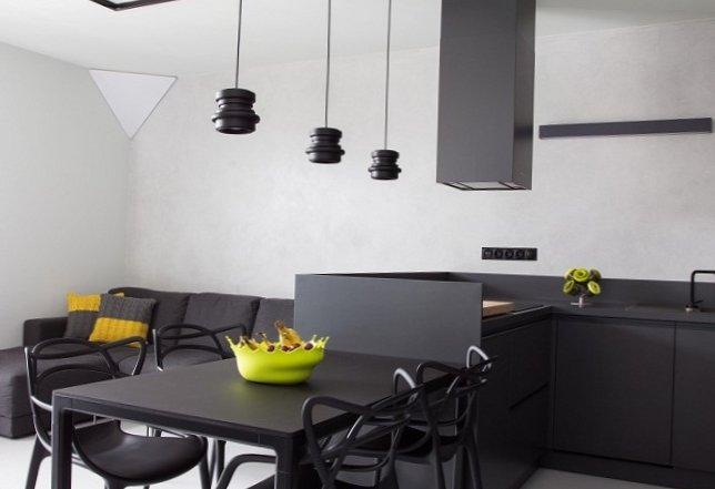 Black and white men's apartment-2