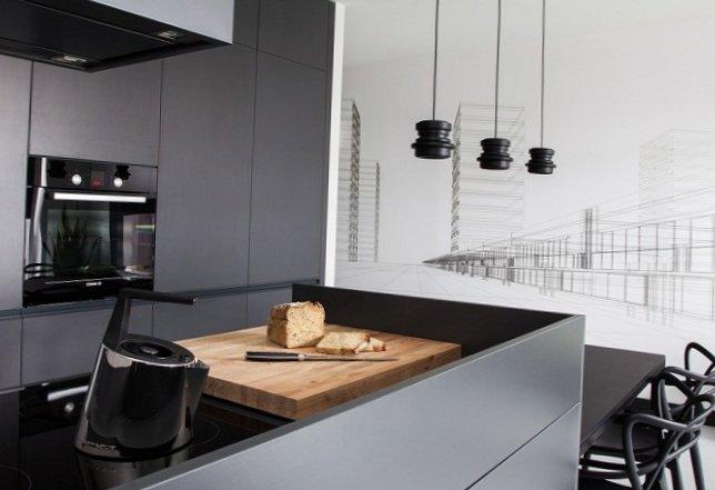 Black and white men's apartment-5