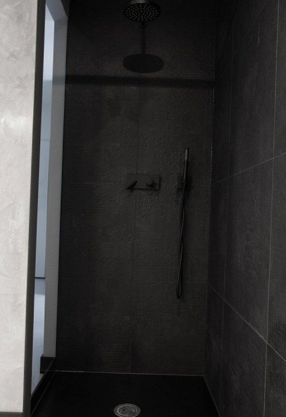 Black and white men's apartment-9