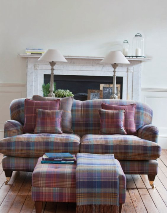 Cashmere furniture from Scotland-14
