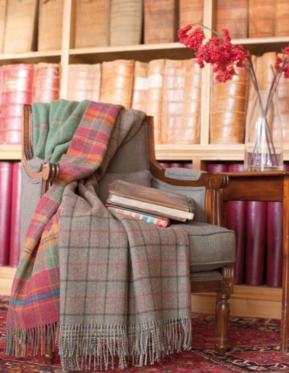 Cashmere furniture from Scotland-15