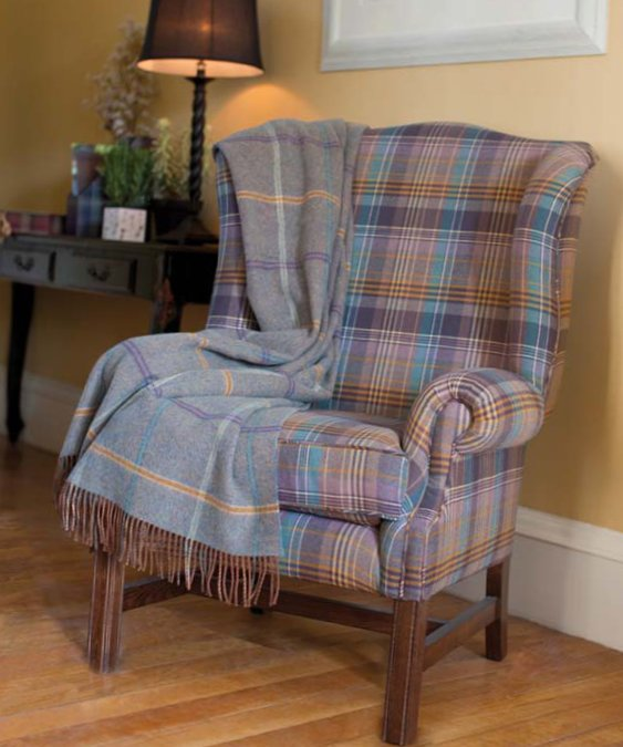 Cashmere furniture from Scotland-18
