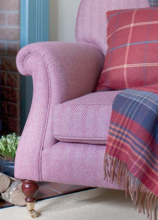 Cashmere furniture from Scotland-2
