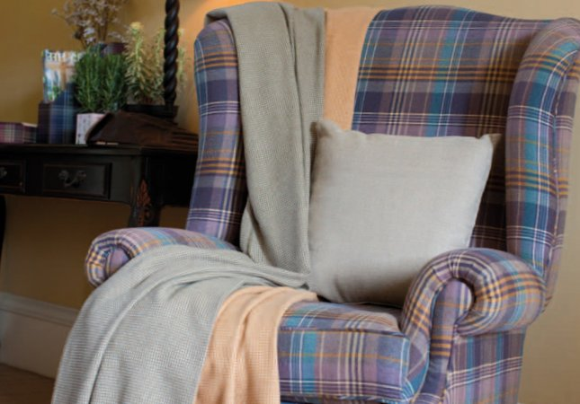 Cashmere furniture from Scotland-7