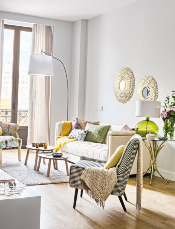 Cheerful Spanish interior - My-Sweet-House