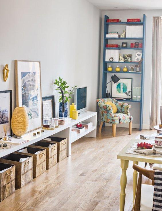 Cheerful Spanish interior-4