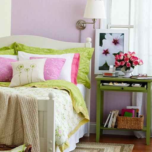 Colourful bedrooms-1