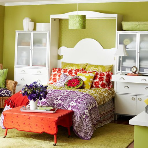 Colourful bedrooms-22