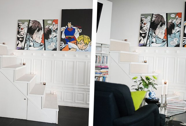 Conceptual interior of the apartment in Stockholm (70 square meters)-8