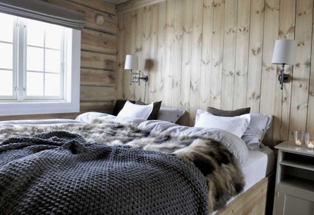Cosy Chalet in the heart of winter Norway-14