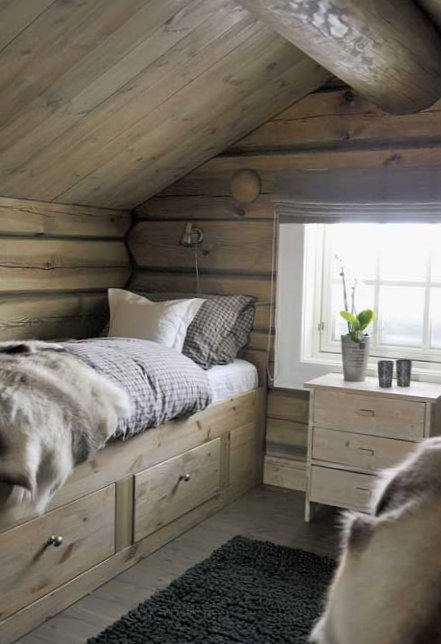 Cosy Chalet in the heart of winter Norway-17