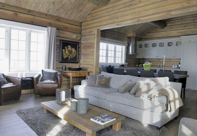 Cosy Chalet in the heart of winter Norway-2