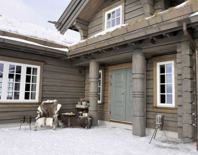 Cosy Chalet in the heart of winter Norway-5
