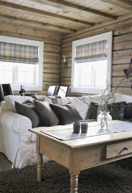 Cosy Chalet in the heart of winter Norway-6