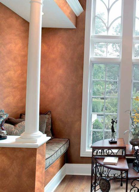 Eclectic House Paint