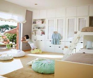 Delicate Ideas for 2 girls kids room  5