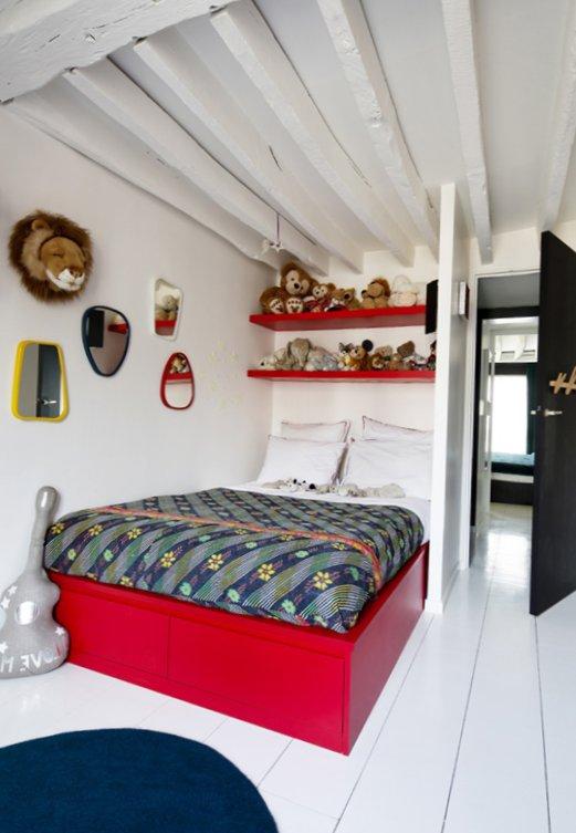Duplex in Paris-16