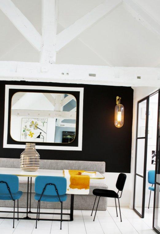 Duplex in Paris-8