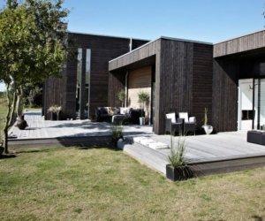Ecohouse in Denmark