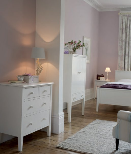 The Ashley 1 Bedroom Apartment Charleston Sc: English Bedrooms From Laura Ashley