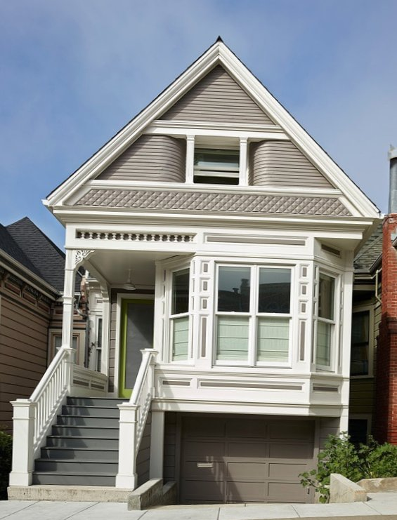 House in San Francisco is a big alteration-1
