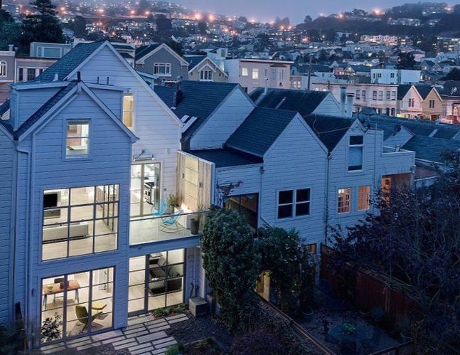 House in San Francisco is a big alteration-11