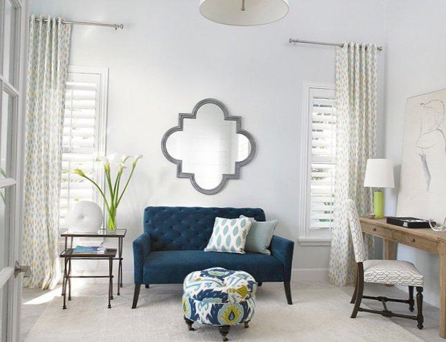 Interior designed in marine style  11