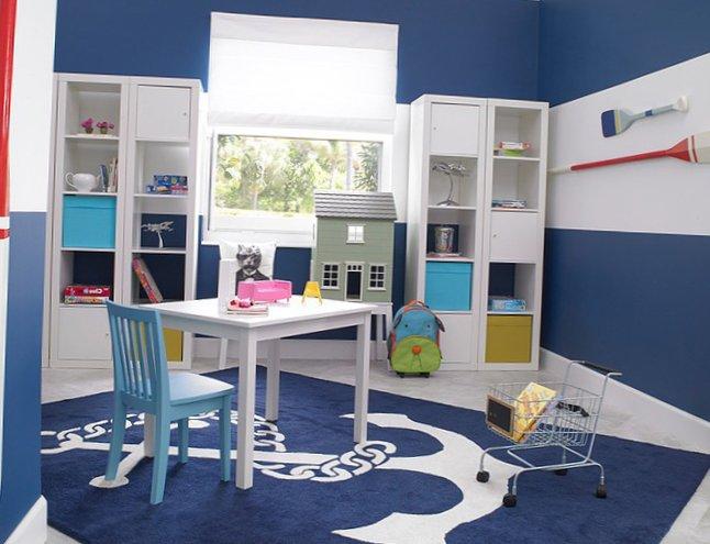 Interior designed in marine style  8