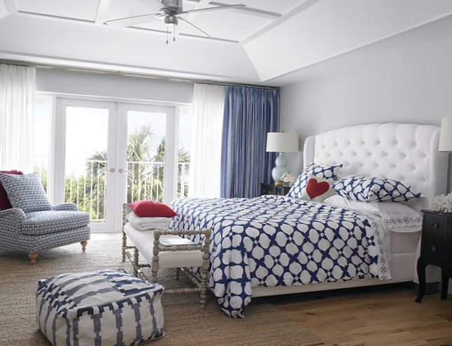 Interior designed in marine style  9
