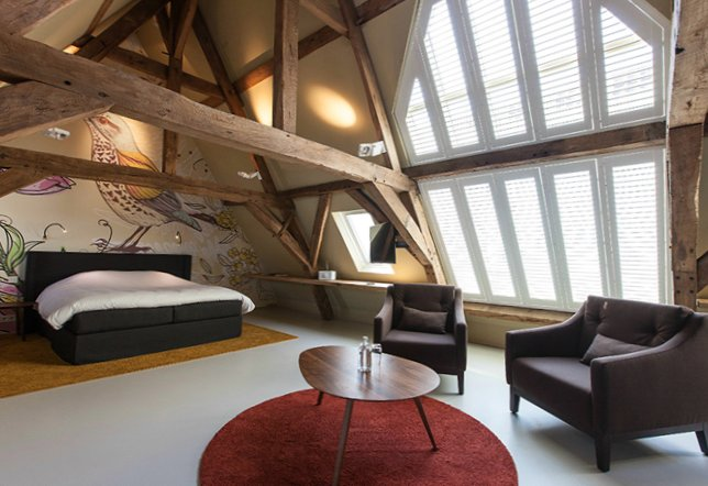La Suite Sans Cravate in Bruges (Belgium)-6