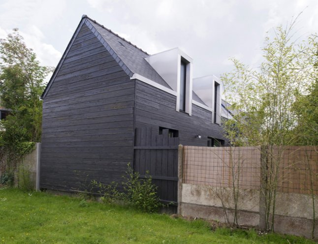 Little house in France (65 square meters)-8