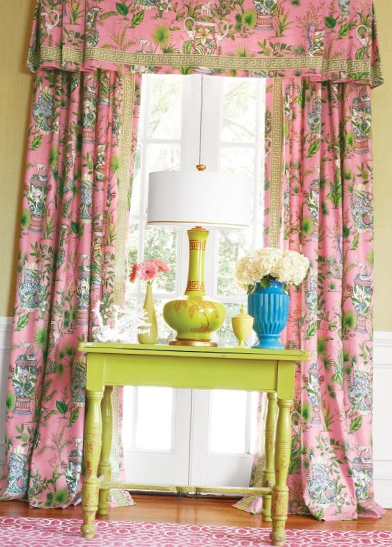 New collection of wall-paper from Thibaut-14