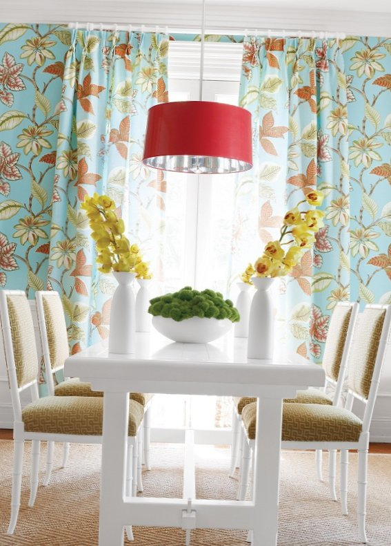 New collection of wall-paper from Thibaut-3