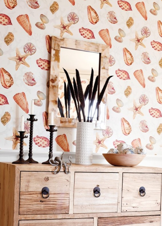 New collection of wall-paper from Thibaut-6