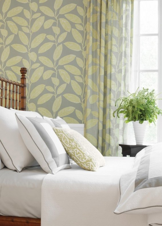 New collection of wall-paper from Thibaut-7