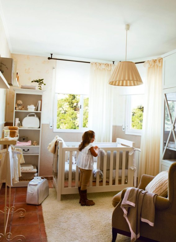 Nursery Room Idea - 1