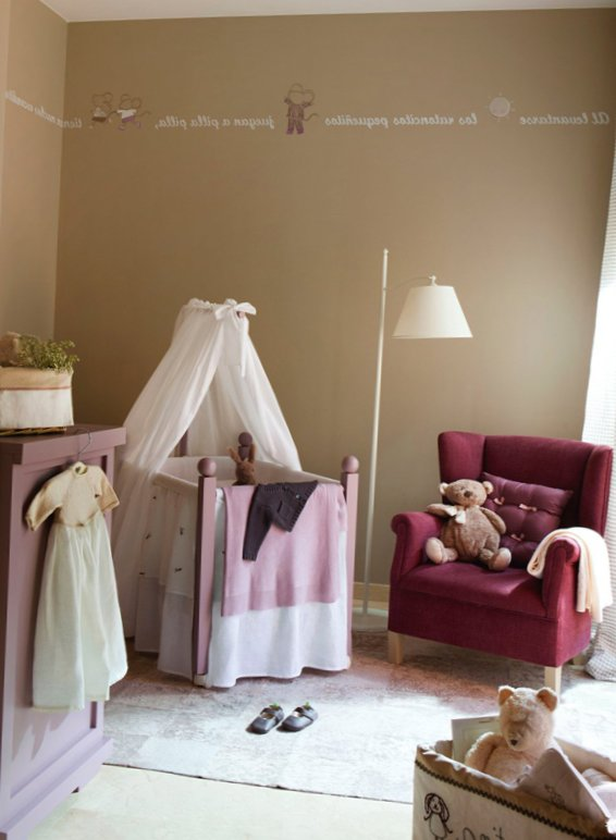 Nursery Room Idea - 2