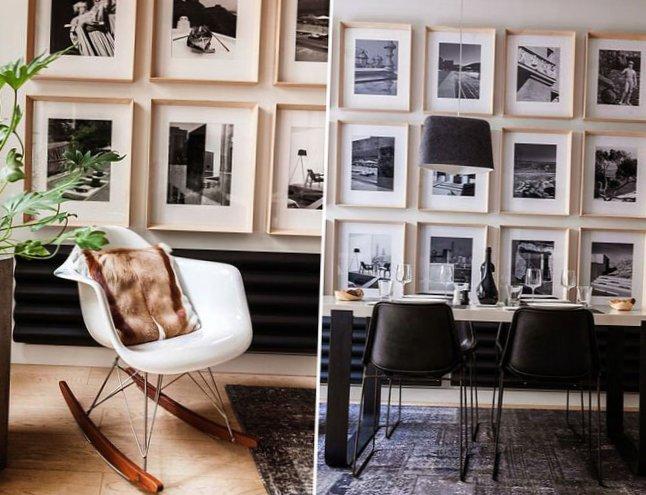 Parisian apartment with a cozy veranda-2